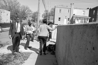 May 1, 2018 Security Camera Press Conference Ward 7 Walk