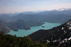 walchensee turqouise (bkellerstrass) Tags: walchensee schafreuter jachenau fahrenberg herzogstand alpen bayern insel schafreiter türkis