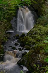 Snow Falls (daviddalesphoto) Tags: snowfalls ingletonwaterfallstrail yorkshire