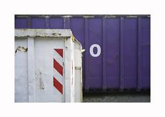 O (ha*voc) Tags: minoltacle minoltarokkor40mmf2 rangefinder film urban urbanabstraction beverwijk mundane signs