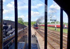 Great Central Railway Swithand Leicestershire 13th May 2018 (loose_grip_99) Tags: great central railway railroad rail train goods galore leicestershire swithland sidings lms stanier 8f 280 48624 eastmidlands england uk gassteam preservation transportation uksteam trains railways lma ivatt 2mt 260 46521 footplate may 2018 almostanything