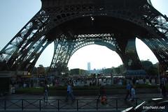 Париж Ейфелева вежа InterNetri  France 011