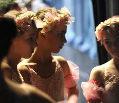 Backstage (Rick Elkins) Tags: girl woman young backstage ballet dancer face costume dance performer teen teenager tutu