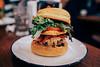 花生醬漢堡 (aelx911) Tags: a7rii a7r2 sony carlzeiss fe35mm fe35mmf14 fe35 food hamburger peanut bokeh delicious taiwan taipei 台灣 台北 selfishburger 喀漢堡 信義區