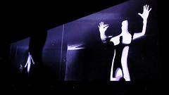 U2 - 2018-05-07 - San Jose - The Blackout (rossgperry) Tags: experienceinnocencetour u2eitour u2 theblackout sapcenter 20180507 concert screen