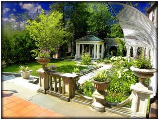 Sonnenberg Gardens & Mansion Historic Park ~ Canandaigua NY