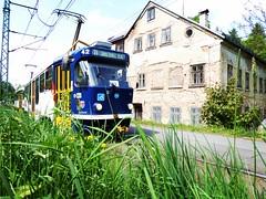 Proseč nad Nisou (Ellenalu86) Tags: prosecnadnisou tschechien czech transport verkehr öffentlicherverkehr publictransport reisen traveling tram strasenbahn tatrat3 t3 t3rplf strasenbahnromantik phototraveller snapshot tramvaj