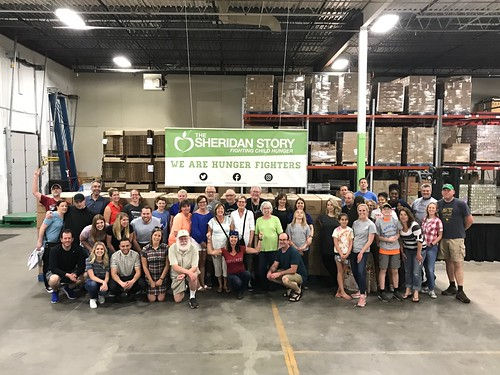 Public Packing Event 5/17/18