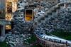 Mytilene,Greece (cameoblue) Tags: house lesbos boat greece lesvos wall mytilene old