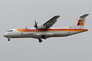 Air Nostrum ATR 72-600 EC-LSQ