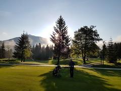 """Morgenstund hat """"Golf"""" im Mund..."""