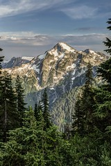 Whatcom Peak from Copper Ridge, North Cascades National Park (i8seattle) Tags: silesiacamp silesiacampnorthcascadesnationalpark northcascades northcascadesnationalpark copperridge whatcompeak ruthmountain mtshuksan picketrange