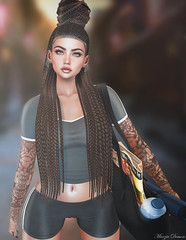 ★ Look 334 (by Marzia & Shaitan Demon) Tags: maitreya catwa iddty insol ncore ultraevent eclipseartstudio vanityhair secondlife gacha bento avatars mesh events on9 kustom9 treschic equal10
