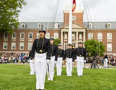 180521-G-XO367-120 (US Coast Guard Academy) Tags: corpsofcadets uscoastguardacademy newlondon connecticut cadets officers academy barger pettyofficernicolefoguth rearadmjamesrendon usa