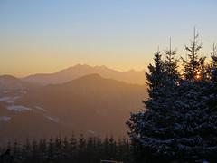 Zachód Słońca Beskid Sądecki (trekphoto.webdev20.pl) Tags: sunset zachódsłońca beskidy beskids beskidsądecki zimowebeskidy zima winter mountains tatras tatry tatrasview