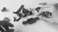 60017ALT MOC 3 (KEEP_ON_BRICKING) Tags: lego city set 60017 alternate alternative model build car pickup custom design moc mod legomoc keeponbricking brick geekz brickgeekz bricks 2018 new redesign conceptcar legocar legocity town 6wide minifigure scale video vid clip movie short