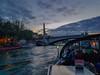Bridge across the Seine (Donald Morrison) Tags: paris france river seine boat bridge