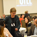 L-R: Carla Hunter, Wendy Heller, E. J. R. David