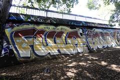 FULA, ? (STILSAYN) Tags: graffiti east bay area oakland california 2018