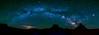 milky way panorama (Marvin Bredel) Tags: panorama milkyway marvinbredel moab utah professorvalley highway128