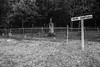 2X7A0872 (Jason_Hathaway) Tags: itasca texas abandoned farm barn cemetery graves couch black white