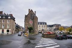 Place de l'Hôtel de Ville (Yuri Rapoport) Tags: 2015 fougères illeetvilaine bretagne brittany france