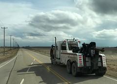 (Ian Threlkeld) Tags: balzac alberta heavyrescue wrecker trucking