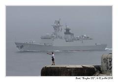 20180702_01263_brest_binzhou515_1200px (ge 29) Tags: bretagne breizh finistere brest minou binzhou binzhou515 ship boat bateau navy fregate