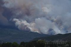 Lake Christine Fire (bellydanser) Tags: fire forestfire lakechristinefire basalt colorado smoke