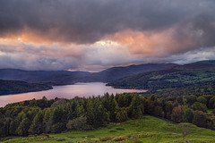 Rolling clouds over Windermere (John Joslin) Tags: a7rii sony autumn windermere clouds cloudscape lake trees scenery landscape sheep pasture hills mountains sky cumbria colour color daylight district dramatic england evening forest field grass green grassland hill uk light loxia lakedistrict nature natural outdoors outside overcast travel sunset dusk vally water loxia250 zeiss