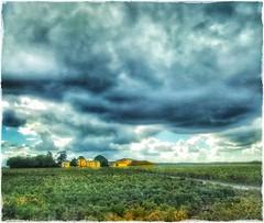 Under the clouds.... (Sherrianne100) Tags: château scenic vineyards wine saintestèphe france