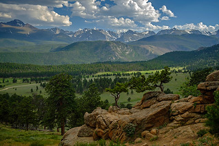Afternoon in Rocky Mountain National Park