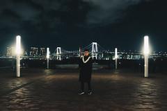 _MG_6790 (waychen_c) Tags: japan tokyo minatoku odaiba rainbowbridge night nightview nightscape cityscape person waychen 日本 東京 港区 台場 お台場 御台場 レインボーブリッジ 彩虹大橋 2017東京旅行