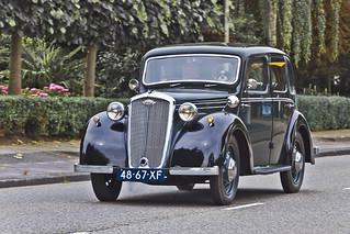 Wolseley Eight Saloon 1947 (3078)