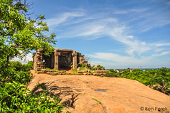 Mahabalipuram, India (Ben Perek Photography) Tags: mahabalipuram india tamil nadu asiaancient temple mamallapuram unesco shore cave krishnas butterball