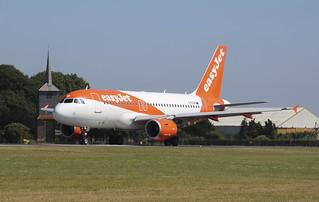 G-EZGB Airbus A319-111 easyJet