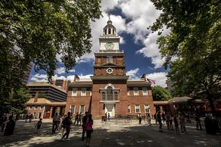 Independence Hall - Philadelphia (Pennsylvania)