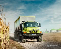 Mercedes-Benz ZETROS (Static Phil) Tags: mercedesbenz zetros awd truck