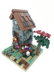 Merchant Hideout (-Matt Hew-) Tags: lego castle moc kingdoms technique minifigure joust flickr photo photography explore create