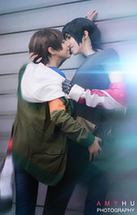 Keith & Lance Voltron Cosplay (Amy Hu Photography) Tags: giallo keith keithcosplay lance lancecosplay cosplay cosplayer coser lancekeith keithlance lancexkeith keithxlance voltron voltroncosplay voltronlegendarydefender vld legendary defender mecha weapon yaoi ship couple otp voltronart art artist fanart kiss romantic portrait cosplayphoto cosplayphotography heroes space stars child kawaii cute astronauts future fantasy science fantascience costellations amy hu photography klance