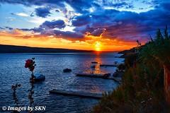 Pag Croatia (smlinac) Tags: croatia pagisland europe sunset sea adriaticsea adriatic