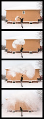 Boiling water meets -40 degree air (frostnip907) Tags: sublimation arctic winter arcticwinter uncool cool uncool2 cool2 cool3 cool4 cool5 uncool3 cool6 cool7 iceboxcool