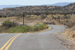 Sycamore Canyon Road (twm1340) Tags: clarkdale az arizona road highway verdevalley verderiver north sycamore canyon curve