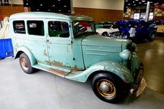 1936 Chevrolet suburban (bballchico) Tags: 1936 chevrolet suburban jimsotak northwestrodarama carshow
