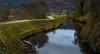 Round the bend! (howbeg) Tags: crinancanal argyll scotland water boating sailing crinan canal