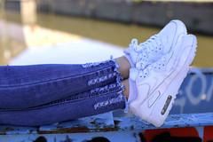 IMG_6346 (postfach0799) Tags: feet fetish socks dirty soles foot nike air max fetisch sportschuhe schuhe socken hot sexy young women