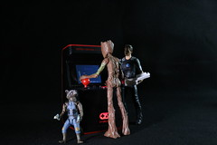 IMG_5914 (faelon312) Tags: shfiguarts iron man groot mechagodzilla deadpool