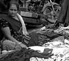 In deep thought (magiceye) Tags: fleamarket street streetphoto streetportrait mumbai india monochrome blackandwhite bnw