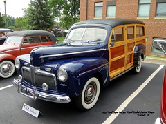 1942 Ford Super DeLuxe Wood-Bodied Station Wagon (JCarnutz) Tags: 1942 ford superdeluxe woodbodied rmsothebys