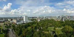 Rotterdam Skyline (andreaspille7@gmail.com) Tags: rotterdam euromast scenery panorama skyline summer 2017 oneplus